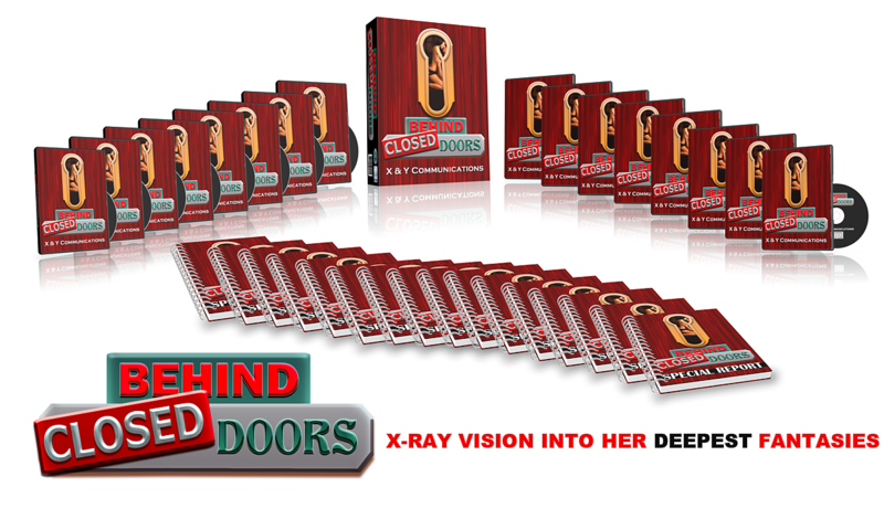 Claim Your Very Own Copy Of Behind Closed Doors