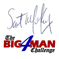 Scot McKay, <b>The Big 4 Man Challenge</b>