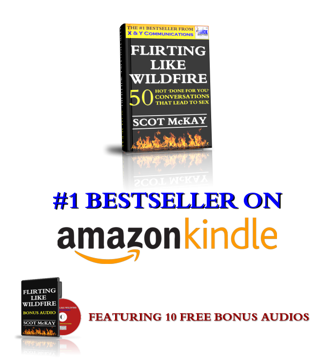 Flirting Like Wildfire Is Now Available On Amazon.com