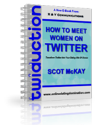 Twiduction--How To Meet Women On Twitter