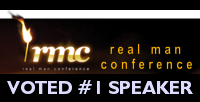 Scot McKay Was Voted The Number One Speaker By Audience Members At The Real Man Conference In Aachen, Germany