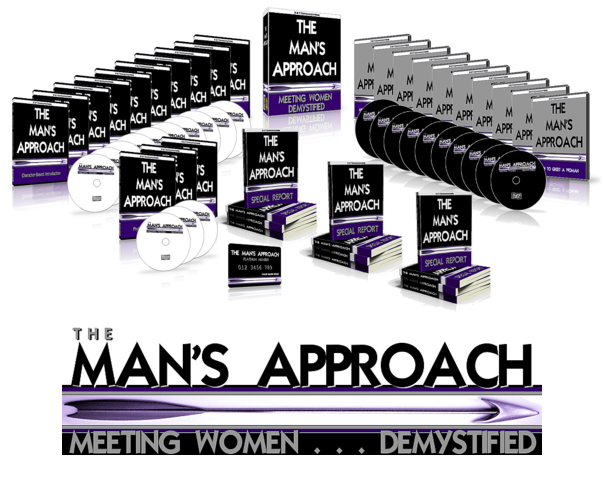 Claim Your Very Own Copy Of The Man's Approach